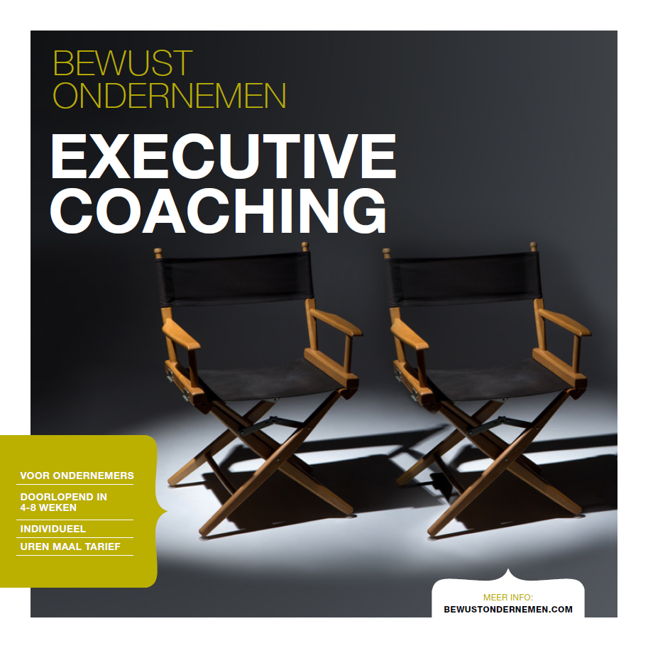 Brochure Executive Coaching